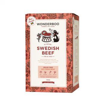 Wonderboo Adult Swedish Beef Grain Free
