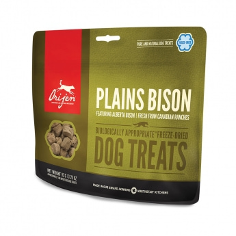Orijen Dog Treats Bison 42,5 g