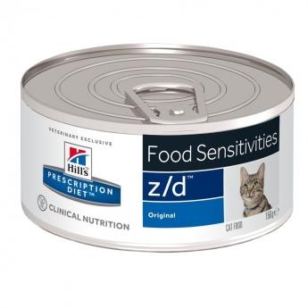 Hills Diet Cat z/d can 24x156g