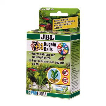 JBL 7+13 kuulaa kasviravinne