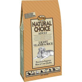 Nutro Adult Light rich in Lamb & Rice