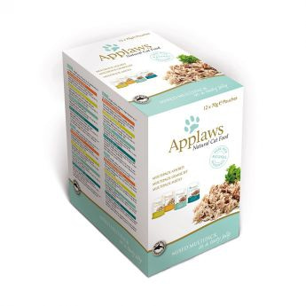 Applaws Cat mix jelly multi 12*70g pss