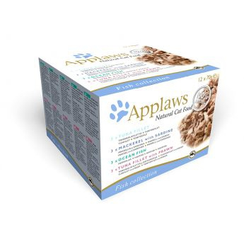 Applaws Cat kala (12 x 70 g)