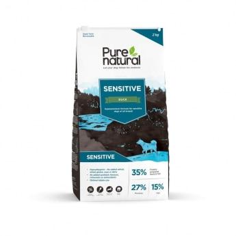 Purenatural Dog Adult Sensitive Duck (2 kg)