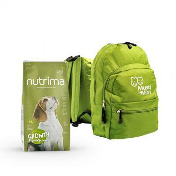 Nutrima Growth Puppy M&M Kasvattaja Pentupaketti koiralle
