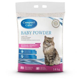 Compact Care Babypowder mikrohiekka 14 kg (14 kg)