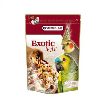 Versele-Laga Prestige Premium Parrots Exotic Light Mix (750 g)**