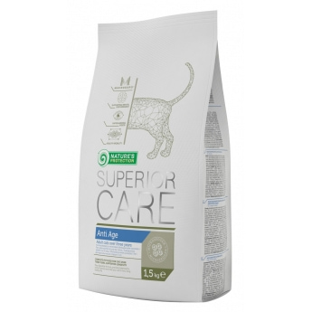 Nature´s Protection Superior Care Anti Age Cat 1,5kg