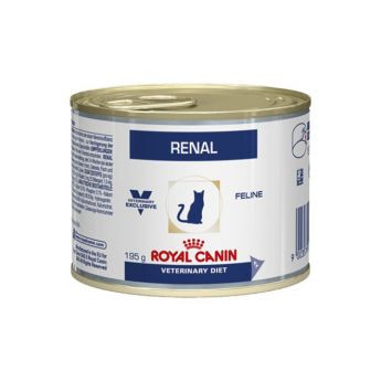 Royal Canin Veterinary Diet Cat Renal chicken wet