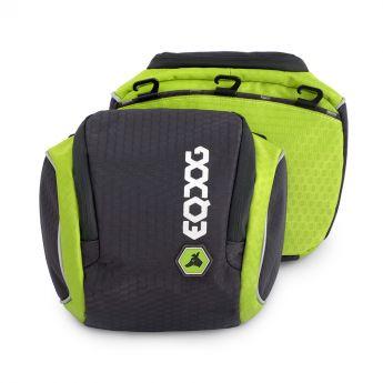 EQDOG Flex Pack reppu Pro valjaisiin vihreä (S)**