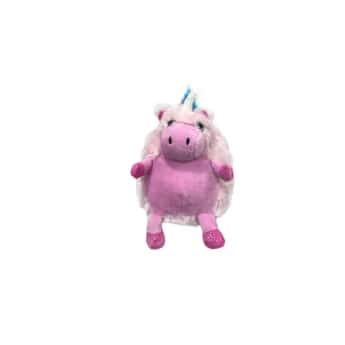 Bark a Boo Dogicorn RolyPoly roosa S**