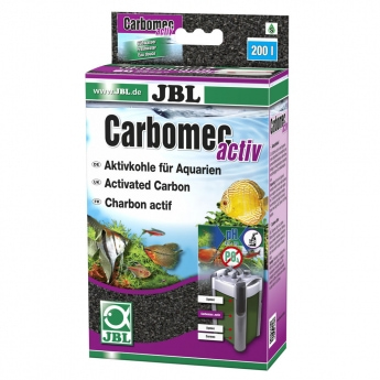JBL Carbomec aktiivihiili