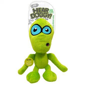Hear Doggy Alien lime iso