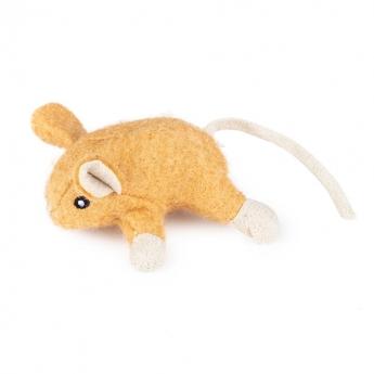 Little&Bigger Wool hiiri (Vaaleanruskea)