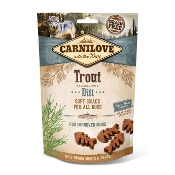 Carnilove Snack taimen+tilli 200 g