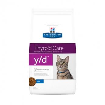 Hills Diet Cat y/d 5kg