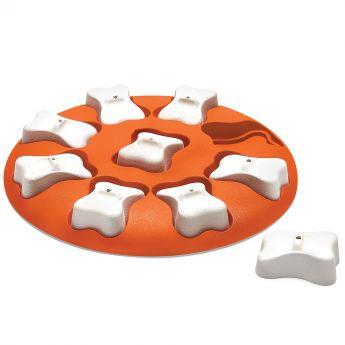 Nina Ottosson Dog Smart -aktivointilelu oranssi**