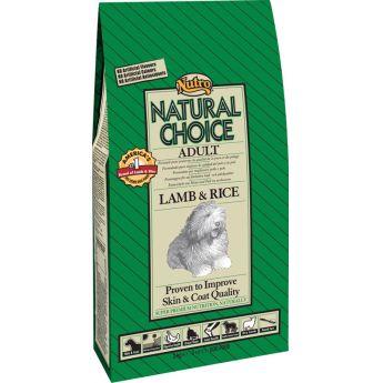 Nutro Adult Lamb & Rice