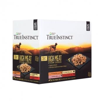 True Instinct Dog Multipack (8x300 g)**