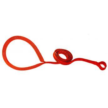Show Dog by Resco näyttelytalutin Loop nylon punainen (1 x 91 cm)