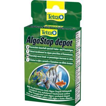 Tetra AlgoStop depot levän täsmätorjuntaan
