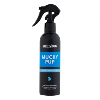 Animology Mucky Pup kuivashampoo 250 ml
