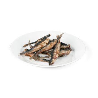 Maukas kuivattu muikku (50 grammaa)