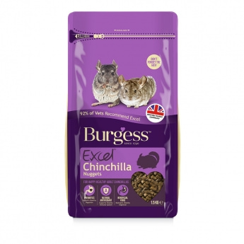 Burgess Excel Chinchilla**