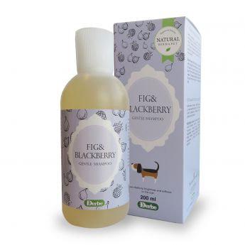 Derbe Fig & Blackberry -shampoo 200 ml