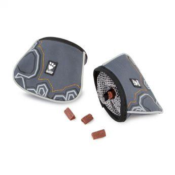 Hurtta Trick Pocket herkkupussi graniitinharmaa (Harmaa)