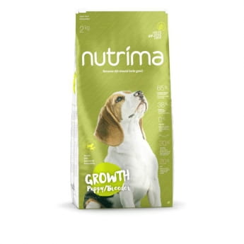 Nutrima Growth Puppy/Breeder koiranruoka (2 kg)