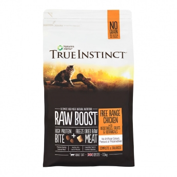True Instinct RawBoost Cat Chicken