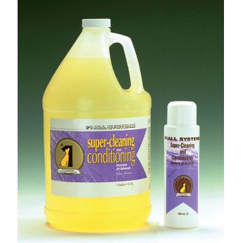 1 All Systems Super Cleaning and Conditioning Shampoo