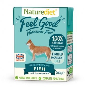 Naturediet Feel Good kala (200 g)