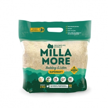 Millamore Supersoft kuivike (10 l)
