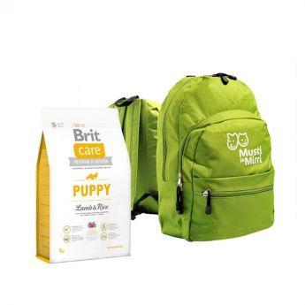 Brit Care Puppy Lamb&Rice M&M Kasvattaja Pentupaketti koiralle