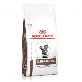 Royal Canin Veterinary Diets Cat Gastro IntestinalModerate Calorie