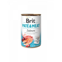 Brit Pate & Meat Lohi 400 g