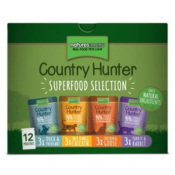 Natures:menu Country Hunter Cat Multipack 12 x 85 g