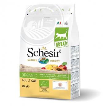 Schesir Bio Cat Adult Maintenance 400 g
