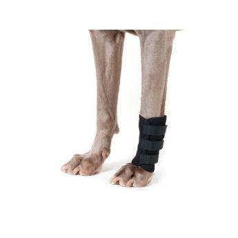 Back on Track- jalkasuoja musta