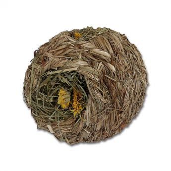 Rosewood voikukkapesäpallo (Ruskea)