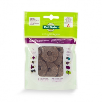 Busy Buddy All Natural Rawhide Treat Rings (S)