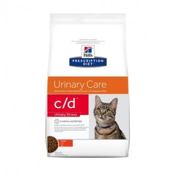 Hills Diet Cat c/d Urinary Stress1,5kg