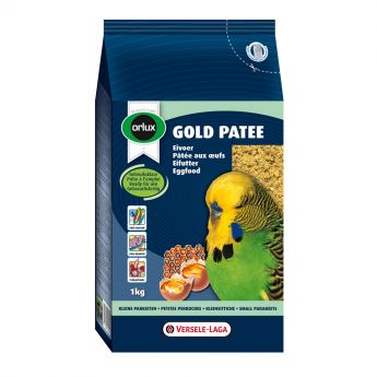 Versele-Laga Orlux Gold Patee Small Parakeets