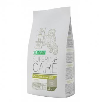 Nature´s Protection Superior Care White Dog Junior SB (1,5 kg)