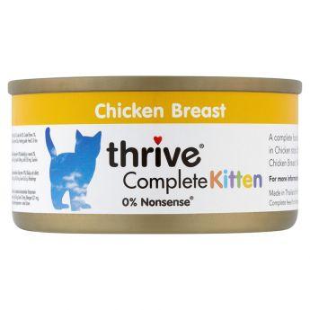 Thrive Kitten kana (75 grammaa)