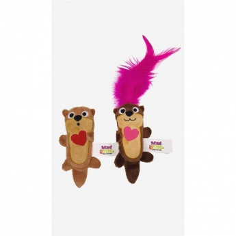 R2PPet MadCat Otterly in Love rakastuneet saukot 2pack