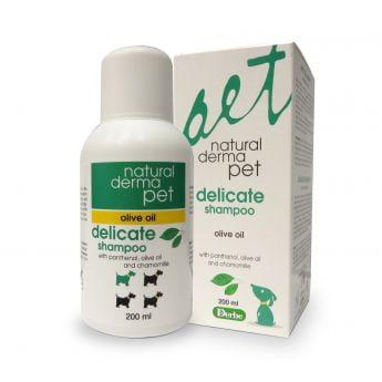 Derbe Delicate Olive Oil -shampoo 200 ml