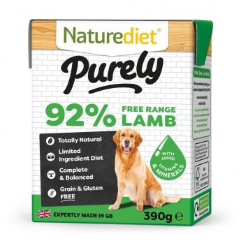 Naturediet Purely lammas